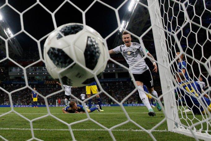 Coreia do Sul e Alemanha Copa do Mundo