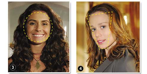 O corte de cabelo ideal para cada rosto
