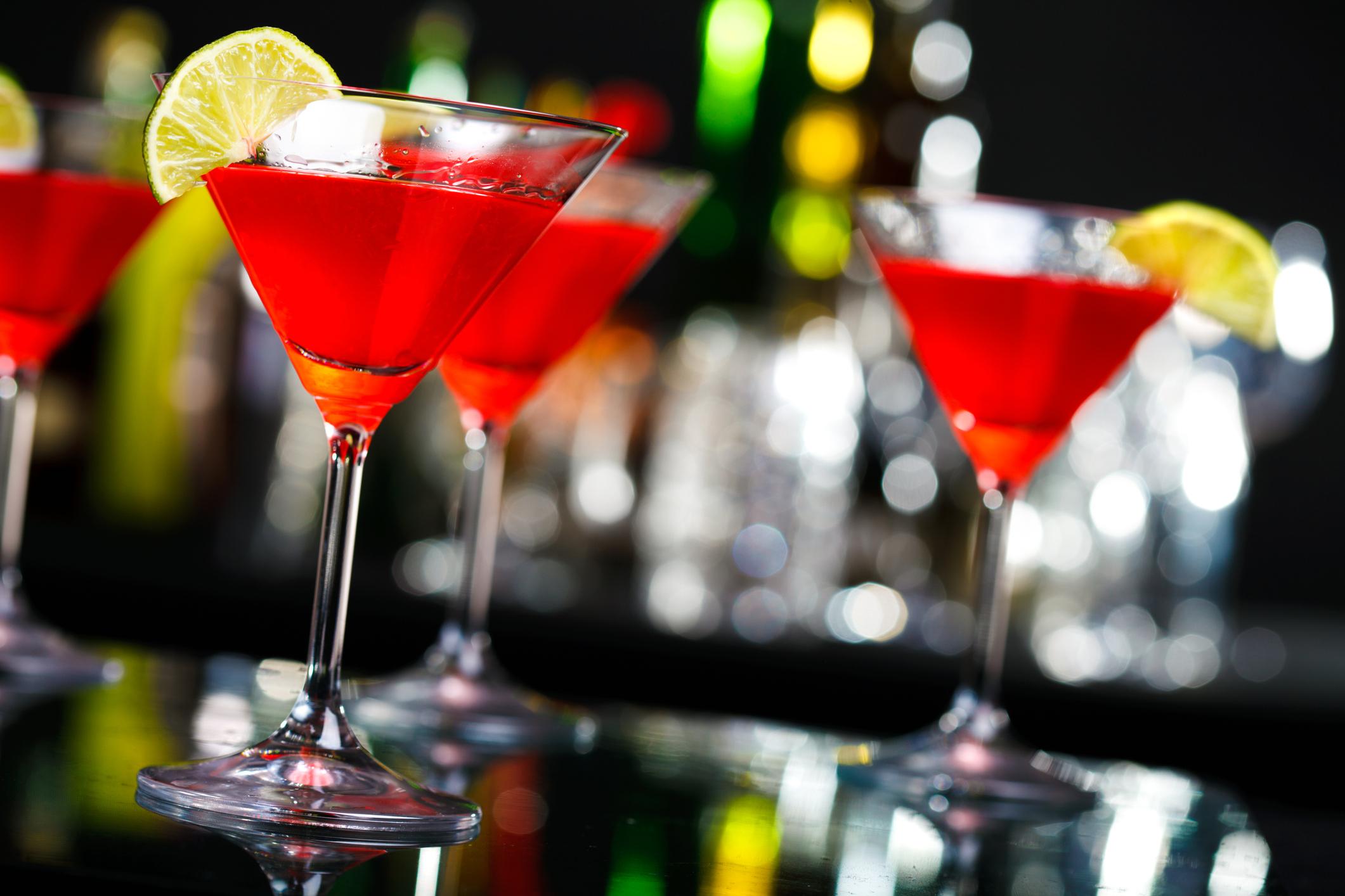 Cosmopolitan - Drinques tradicionais