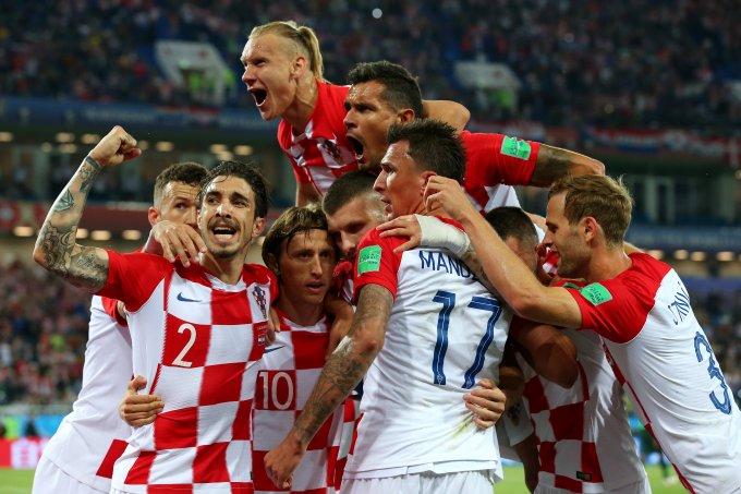 Croacia e Russia como assistir copa do mundo