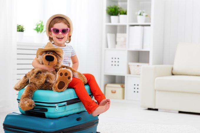 Cuidados essenciais para viajar com bebês para o exterior