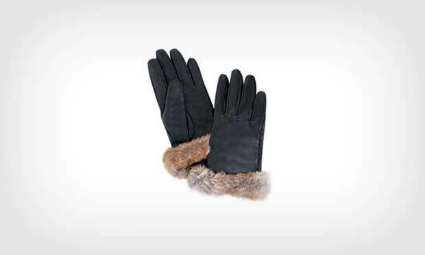 Use pelo sintético para dar um up em peças de inverno