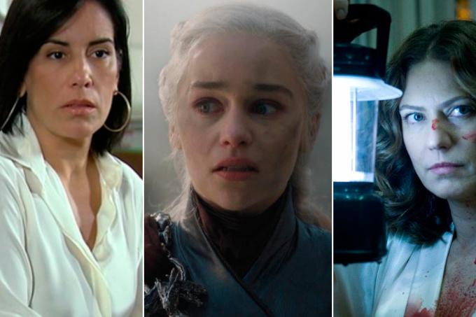Daenerys das novelas