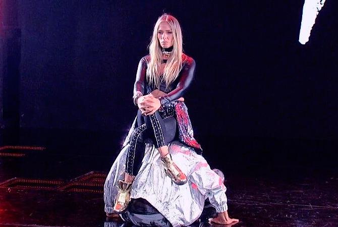 Dança dos Famosos Adriane Galisteu