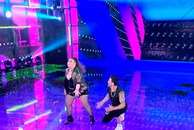 Dança dos Famosos Mariana Xavier