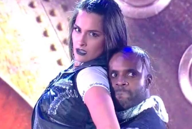 Dança dos Famosos com Rafael Zulu