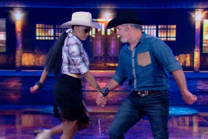 Dança dos Famosos, Raul Gazolla