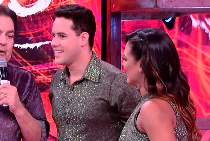 Dança dos Famosos, Thiago Pereira