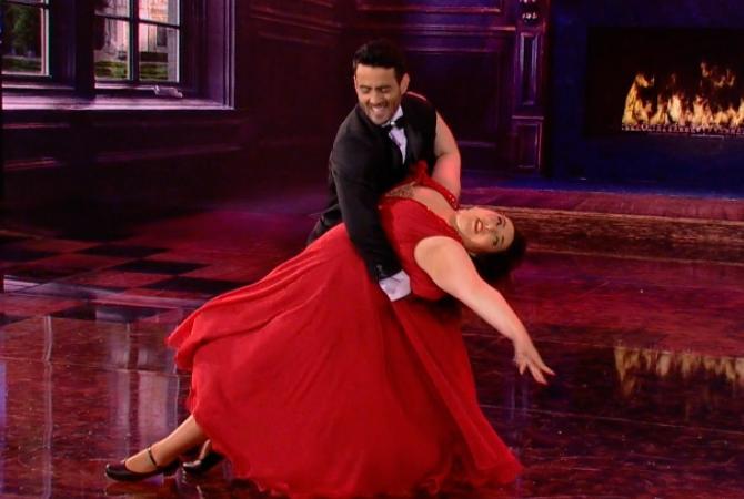 Dança dos Famosos, Mariana Xavier