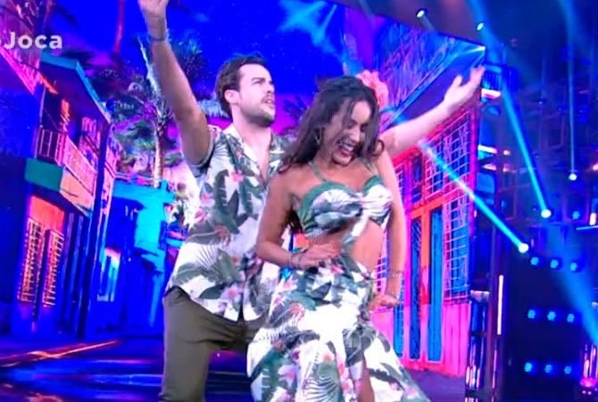 Dança dos Famosos Joaquim Lopes
