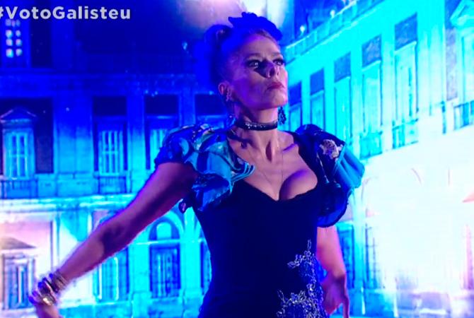 Dança dos Famosos, Adriane Galisteu