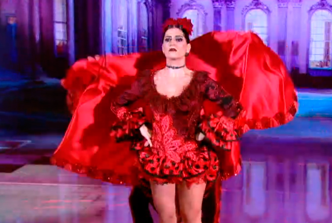 Dança dos Famosos, Maria Joana