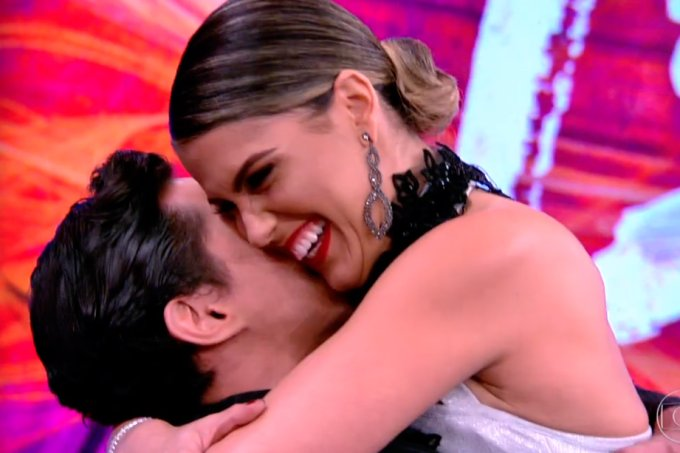 Dança dos Famosos, Lucas Veloso