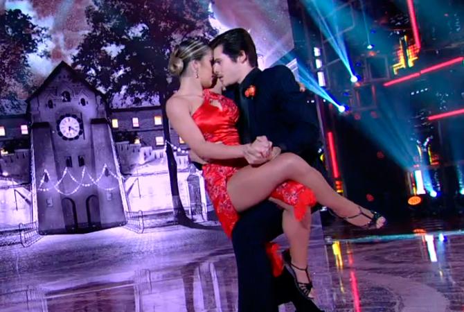 Dança dos Famosos, Nicolas Prattes