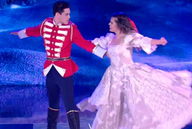 Dança dos Famosos Final, Lucas Veloso