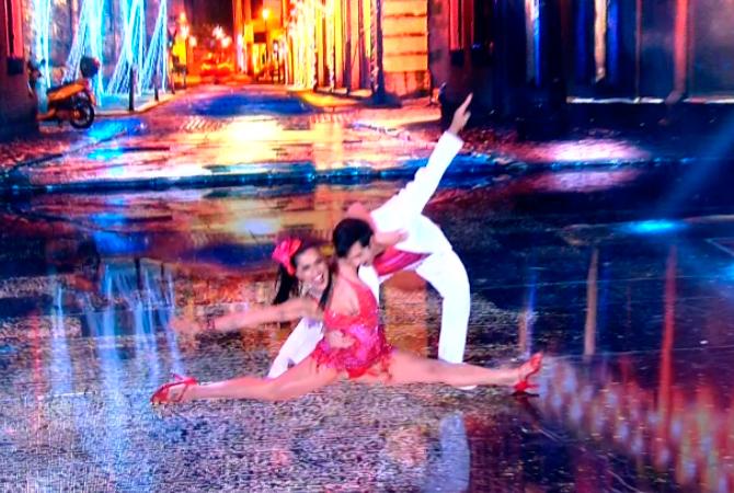 Dança dos Famosos Final, Maria Joana