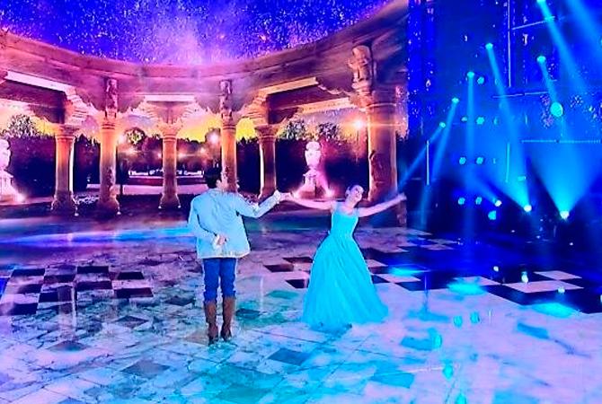 Dança dos Famosos Final, Nicolas Prattes