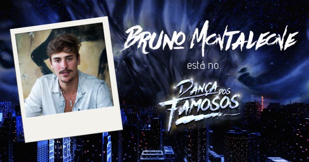Bruno Montaleone no Dança dos Famosos