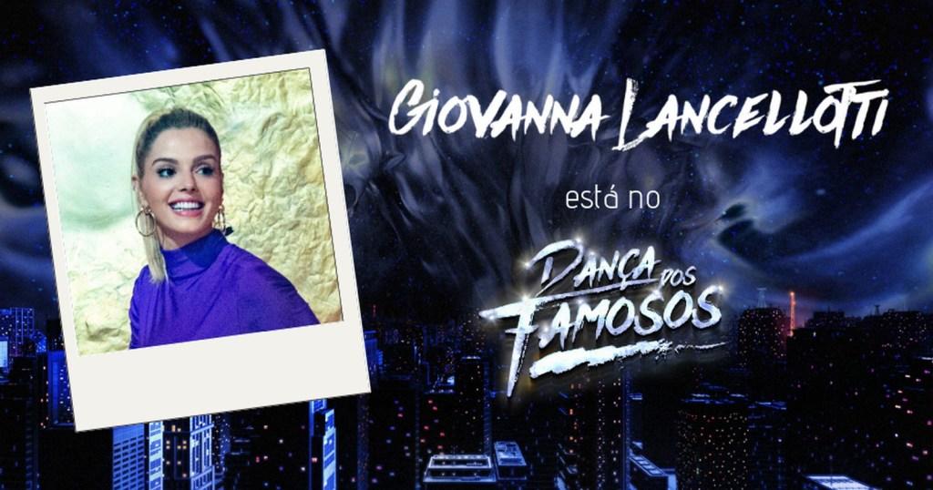 Giovanna Lancellotti no Dança dos Famosos