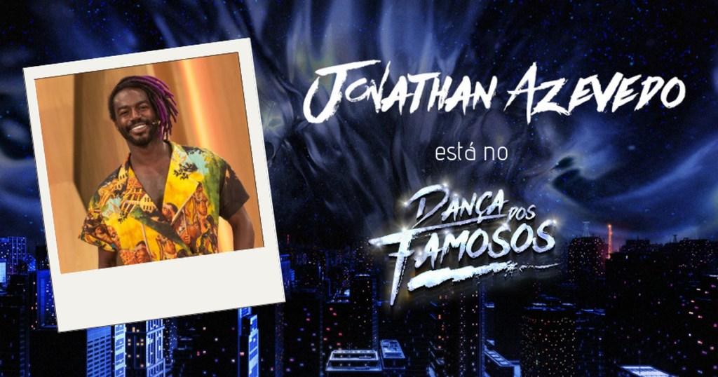 Jonathan Azevedo no Dança dos Famosos