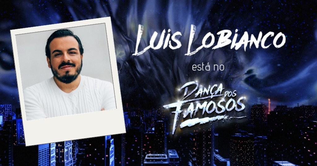 Luís Lobianco no Dança dos Famosos