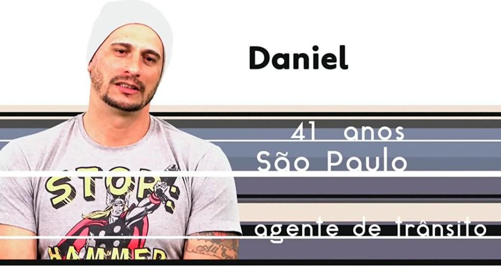 Daniel do BBB 17