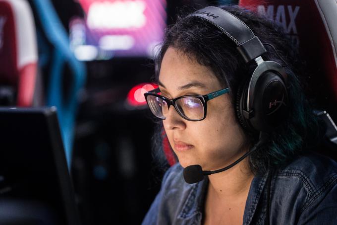 Daniela Rigon é gamer e jornalista da área.