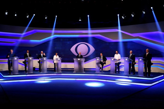 Debates presidenciaveis