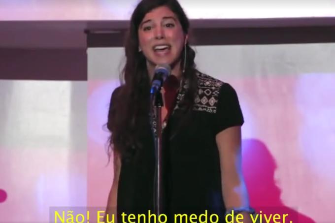 Sabrina Benaim fala sobre depressão