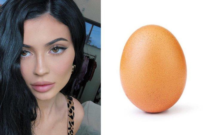 Kylie Jenner e ovo