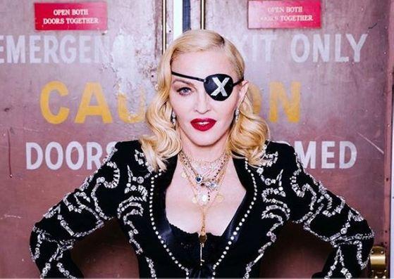 Madame X Tuour Madonna