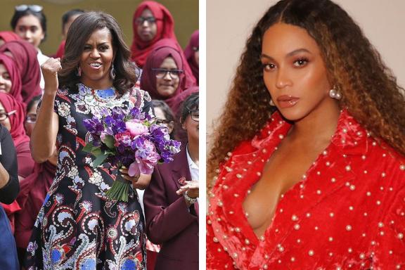Michelle Obama homenageia Beyoncé pelo documentário 'Homecoming' da Netflix