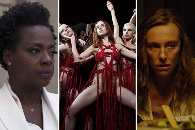 esnobados do Oscar 2019