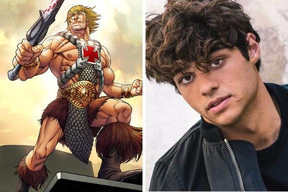 """Noah Centineo interpretará """"He-man"""" em """"Mestres do Universo"""""""