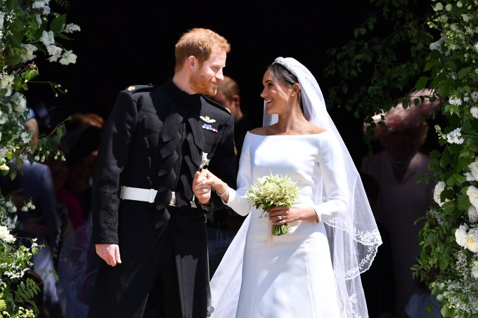 Casamento real Harry e Meghan Markle
