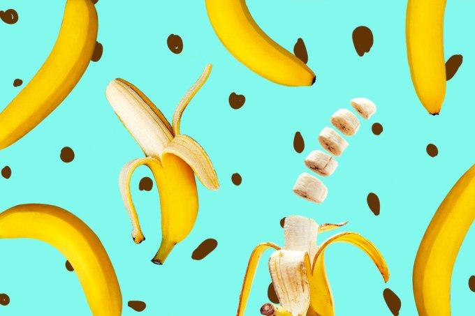 receitas bananas maduras demais