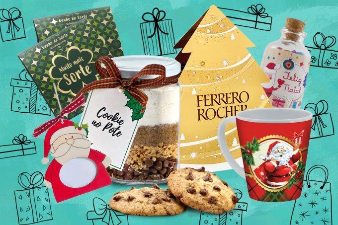 Ideias de lembrancinhas para presentear neste Natal