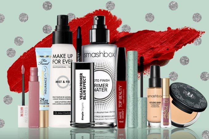 39 produtos de longa duração que vão fazer sua maquiagem resistir até o fim da festa