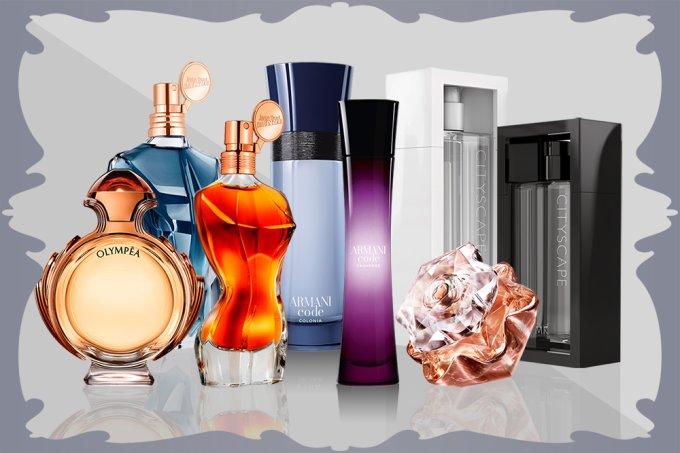 Dia dos Namorados: Perfumes para ela, ele e unissex