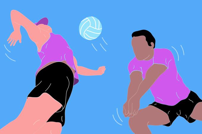 Seleção brasileira masculina de vôlei – jogadores gatos