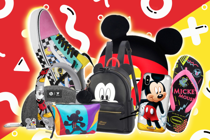 Destaque da galeria do Mickey