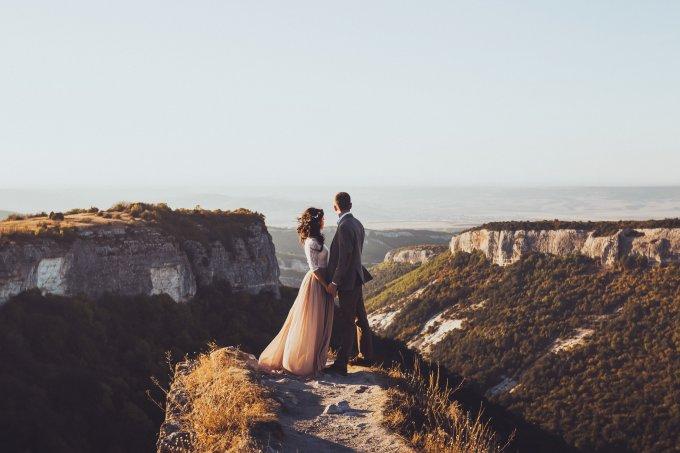 Destinos de montanha no Brasil para um casamento de conto de fadas