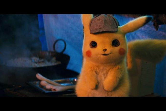 Detevive Pikachu