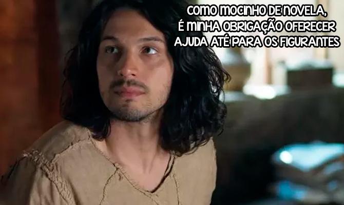 Resumo Deus Salve o Rei, Afonso
