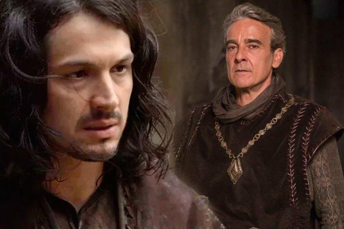 Resumo da novela Deus Salve o Rei, Afonso e Otávio