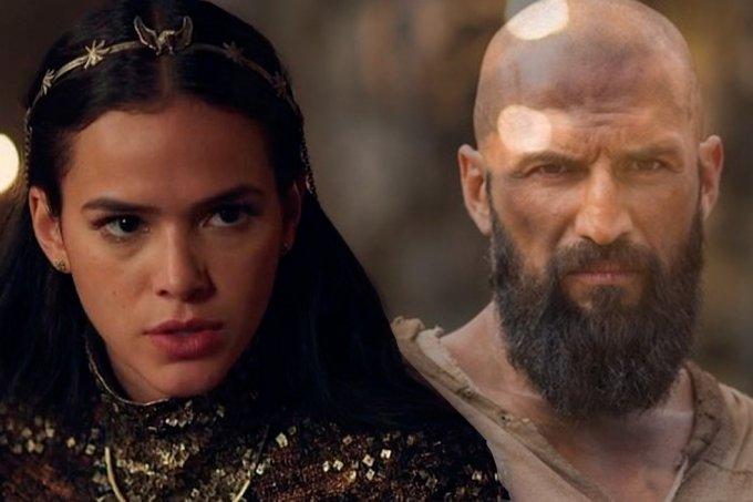 Resumo da novela Deus Salve o Rei, Catarina manda matar Constantino