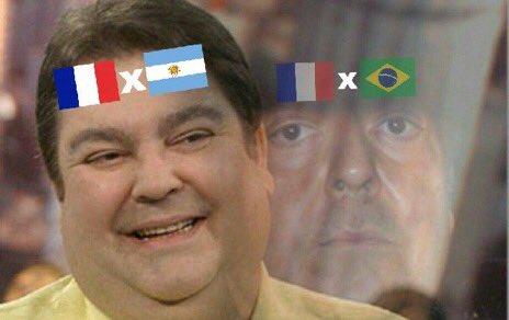 Melhores memes eliminação argentina copa do mundo
