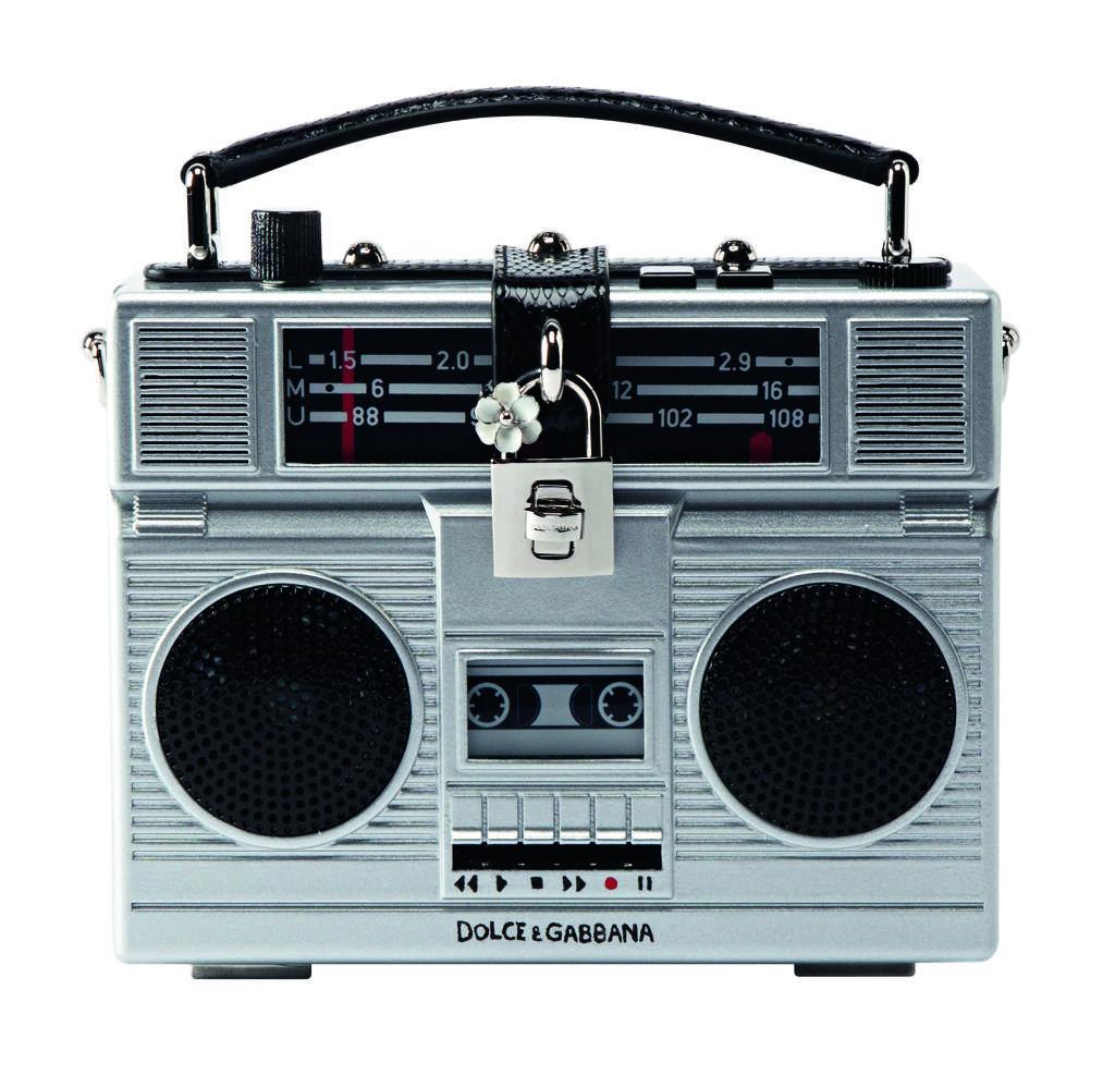 Radio Bag, Dolce & Gabbana.