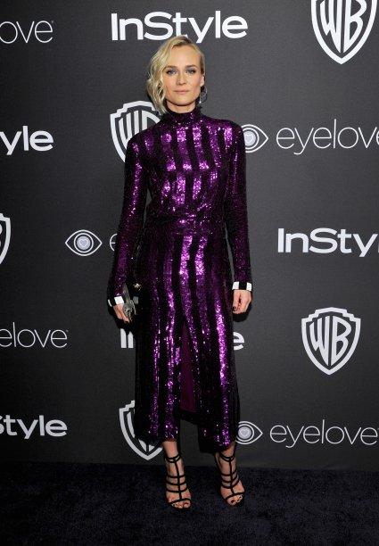 <strong>Diane Kruger</strong> veste <strong>Nina Ricci</strong>.
