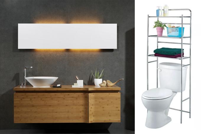 Dicas para colocar em prática hoje mesmo para decorar banheiros pequenos